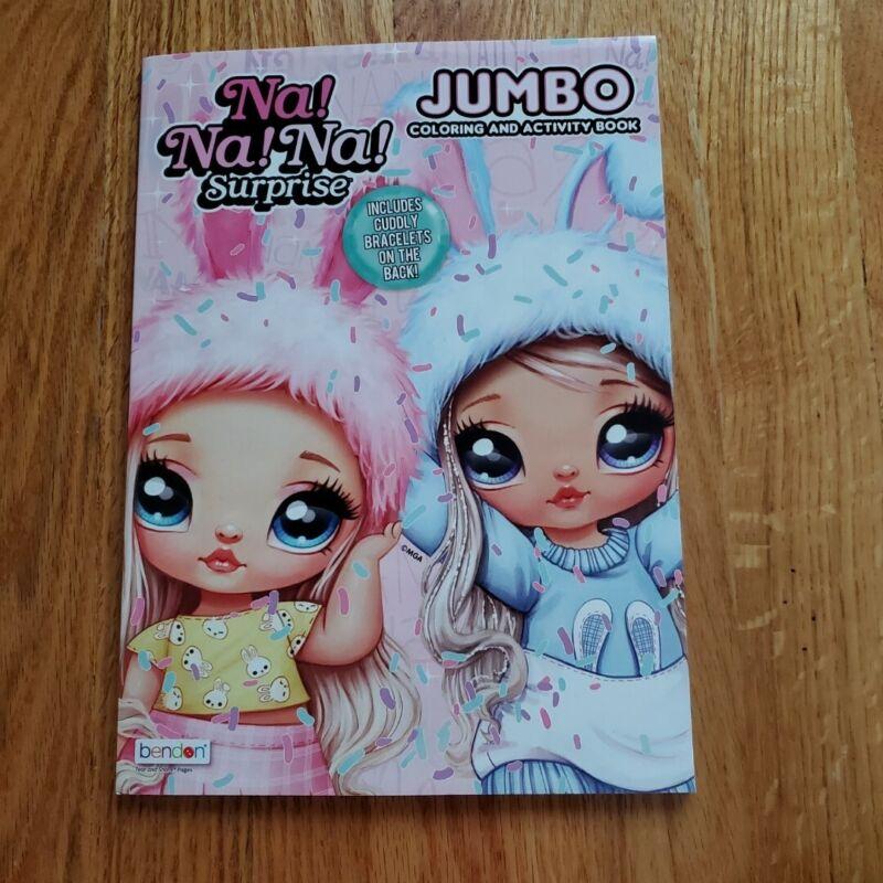 Na! Na! Na! Surprise Coloring & Activity Book Na!Na!Na!