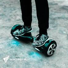 Wingless Pilot - New+ Electric Self Balancing Segway Hoverboard Perth CBD Perth City Preview