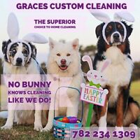 GRACES CUSTOM CLEANING