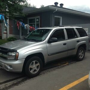 Chevrolet TrailBlazer 4X4 2004