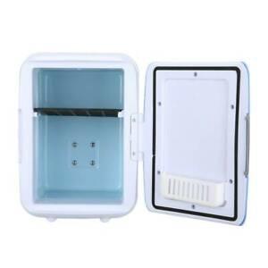 4L 12V Portable Mini Car Freezer Cooler Warmer Refrigerator Travel