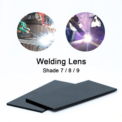 20pcs Welding Lenslense - Helmetmask Glass Filter 108mm50mm- Shades 789 New