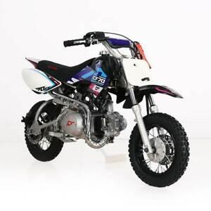 Crossfire CF70 70cc Dirt Bike Semi-Auto Motorbike - Same Size as Prestons Liverpool Area Preview