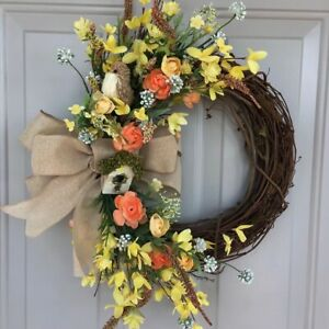 Spring/Summer Country Style Wreath