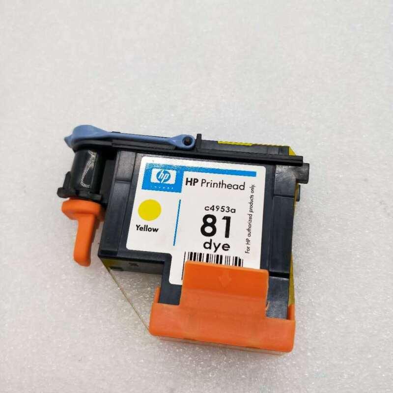 Printhead HP81 For HP 5000 5500 5500PS C4954A  C4952A  C4953A C4953A