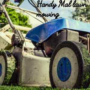 Handy Mal lawn mowing and maintenance Hoppers Crossing Wyndham Area Preview