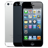Apple iPhone 5 16GB Verizon GSM Unlocked Smartphone - Black & White