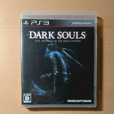 PS3 Dark Souls with Artorias of the Abyss Edition  41060  From Japan, usado comprar usado  Enviando para Brazil