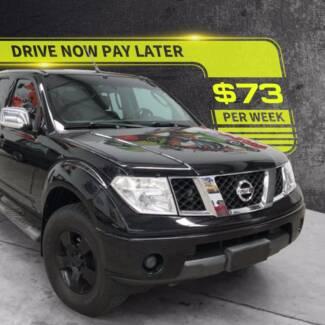 $73/week - 2007 Nissan Navara, dual cab, diesel, 4X4 Williamstown North Hobsons Bay Area Preview