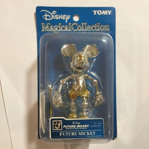 Future Mickey figure Hajime Sorayama Tomy Magical Collection 116 Used From Japan