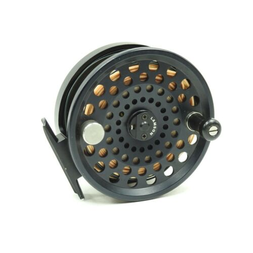 Lamson LP4 Fly Fishing Reel. Made in USA. See Description.