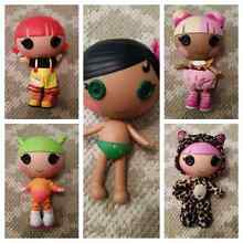 La la loopsy dolls x8 Glenmore Park Penrith Area Preview