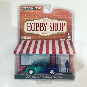 Greenlight Collectables - Nissan Gt-R