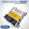 Ford Airbag Module Reset (SRS) -Clear Crash Data -Hard Codes -Light Reset -2005+