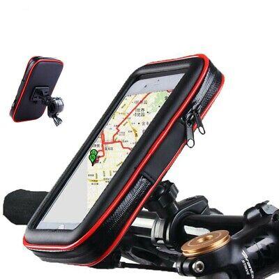 SUPPORTO Porta Smartphone Cellulare Telefono Universale Impermeabile Bici Moto