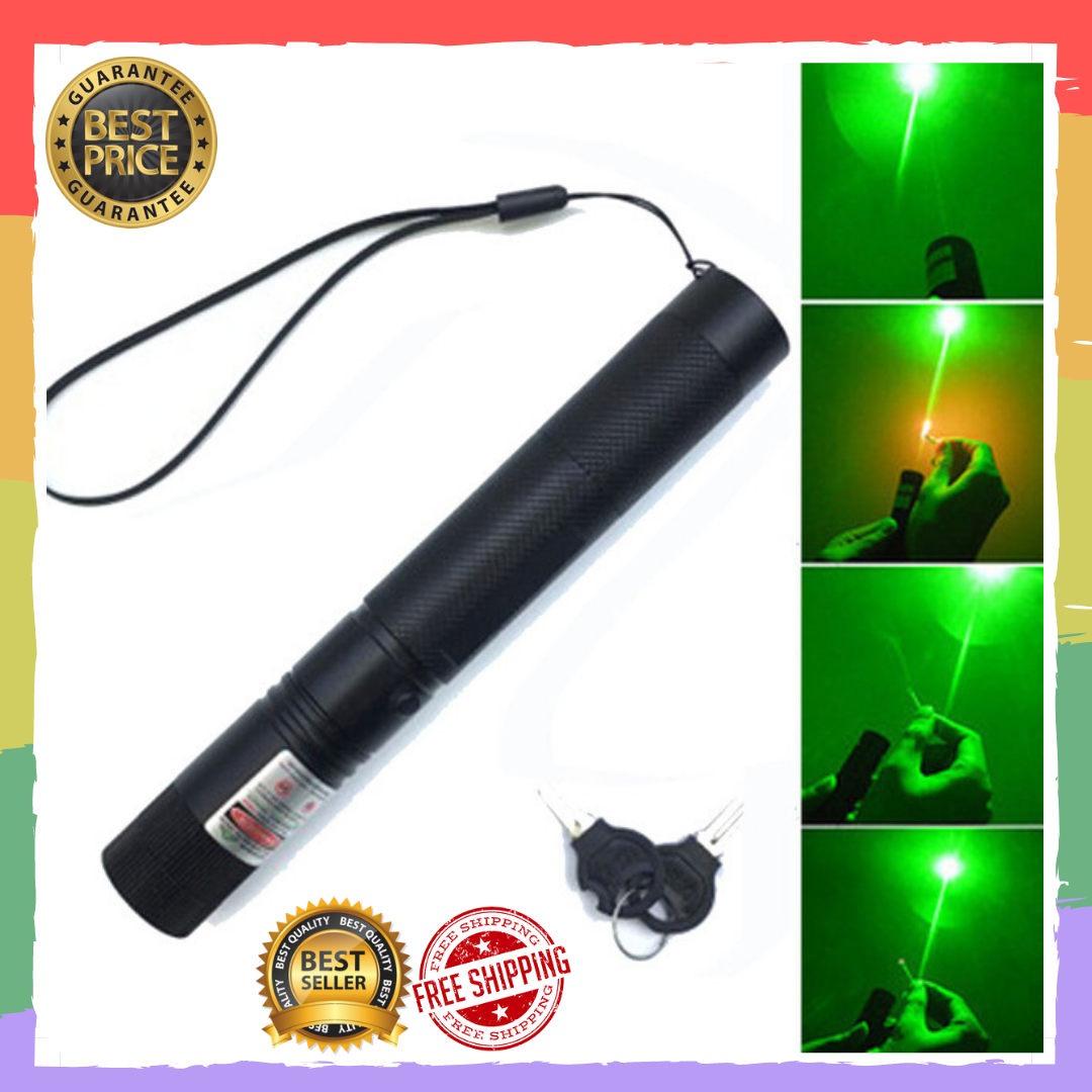HOT!!LAZER 532nm 10000mw 10w 303 Green Laser Pointer Lazer P