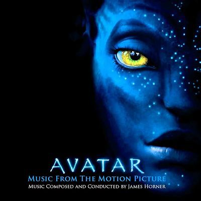 AVATAR ORIGINAL SOUNDTRACK NEW LIMITED BLUE VINYL 2LP IN STOCK