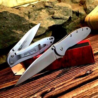 """Kershaw Leek 1660 Ken Onion 3"""" Knife"""