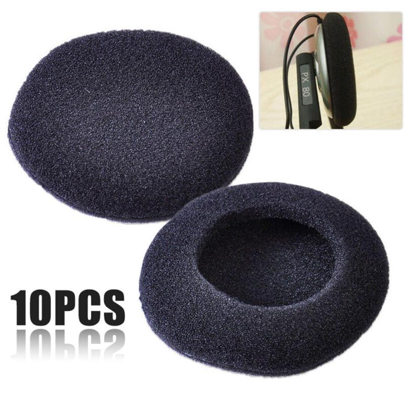 10pcs 50mm replace soft foam ear pads