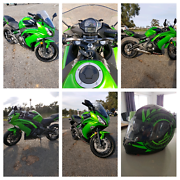 Kawasaki Ninja 650L ABS Adelaide City Preview