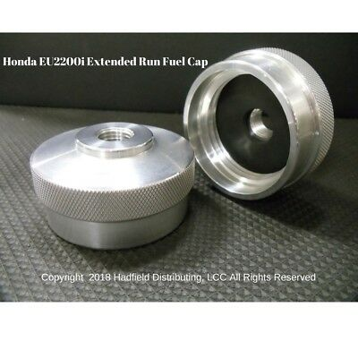 HONDA EU2200i GENERATOR EXTENDED RUN FUEL CAP SYSTEM READ FIRST