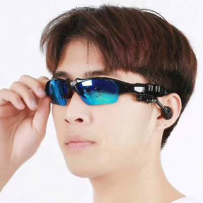 Summer Wireless Bluetooth Sport Travel Sunglasses Sun Music Glasses with Mic