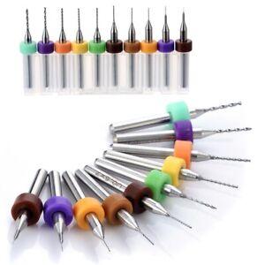 pcb drill bit ebay10pcs 0 1mm 1 0mm pcb cnc print circuit board carbide micro drill bits tool