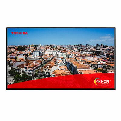 "Toshiba 55U2963DBT 55"" Smart 4K UHD LED TV Freeview USB Record C2 Grade No Stand"