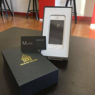 Good Condition Preowned iPhone 5s, Silver, 16G, 32G