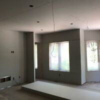 Drywalling, Mudding&Taping, Stucco ceiling removal