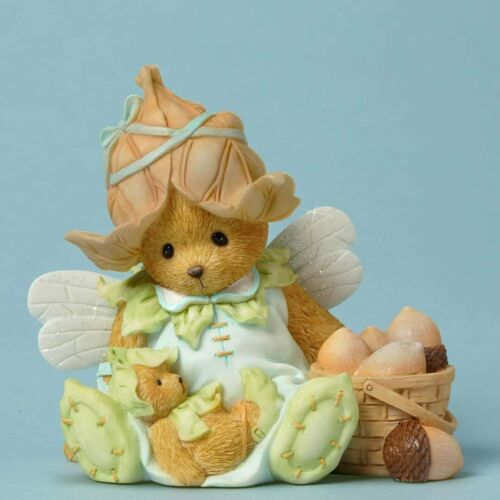 Cherished Teddies Bear Oakley Your Friendship is Bushel of Blessings 4043638  B