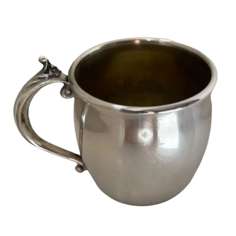 FB Rogers Silverplate Baby Cup Punch Cup