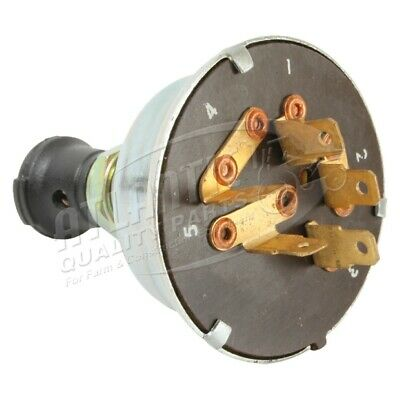 Massey Ferguson Light Switch 504812m1 522812m1 165 175 180 245 250 255 ..