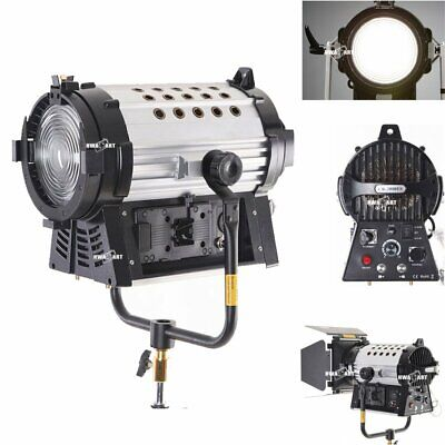 CR2000ES As Arri HMI Par Light 12000 Lux Dimmable Bi-color 200W LED Fresnel Spot Hmi Spot