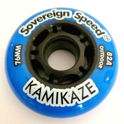Inline HYPER Rollen Wheel PGR Speed Race Skating Inliner 8x  110 mm 85A