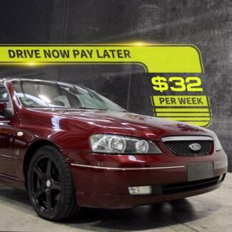 $32 a week - warranty, rego, roadside, RWC - Ford Fairmont Ghia
