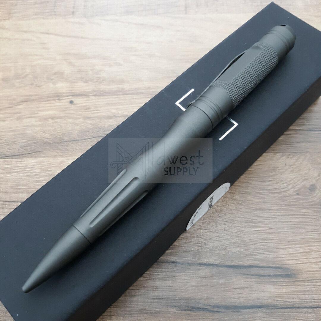 BOKER PLUS iPlus TTP Tactical Tablet Pen, Rubber Tip Stylus,