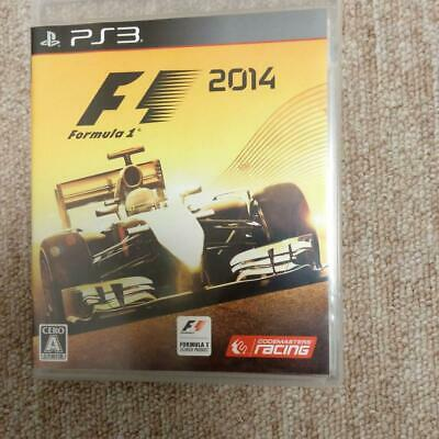 PS3 F1 2014  70520  Japanese ver from Japan comprar usado  Enviando para Brazil