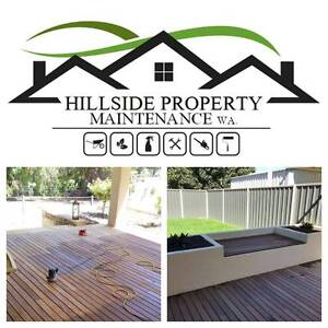 HILLSIDE PROPERTY MAINTENANCE WA Armadale Armadale Area Preview