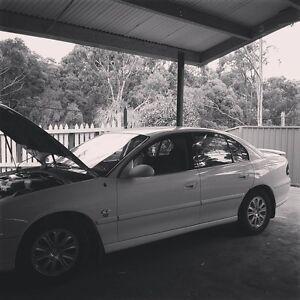 2000 Holden Berlina Sedan High Wycombe Kalamunda Area Preview