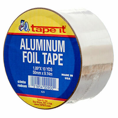 8 X Aluminum Foil Tape 10 Yards X 1.89 Wide50mm Emi Heat Shield