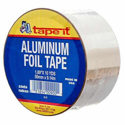 1 Pcs Aluminum Foil Tape 10 Yards Long 9.14m 1.89 Wide 50mm Emi Heat Shield