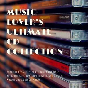 Music Lover's Ultimate CD Collection