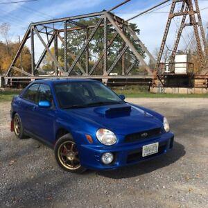2003 Subaru WRX - Amazing for Winter!
