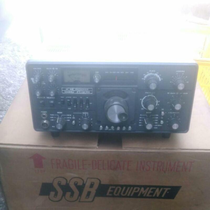 Yaesu FT-101 radio YAESU wireless device