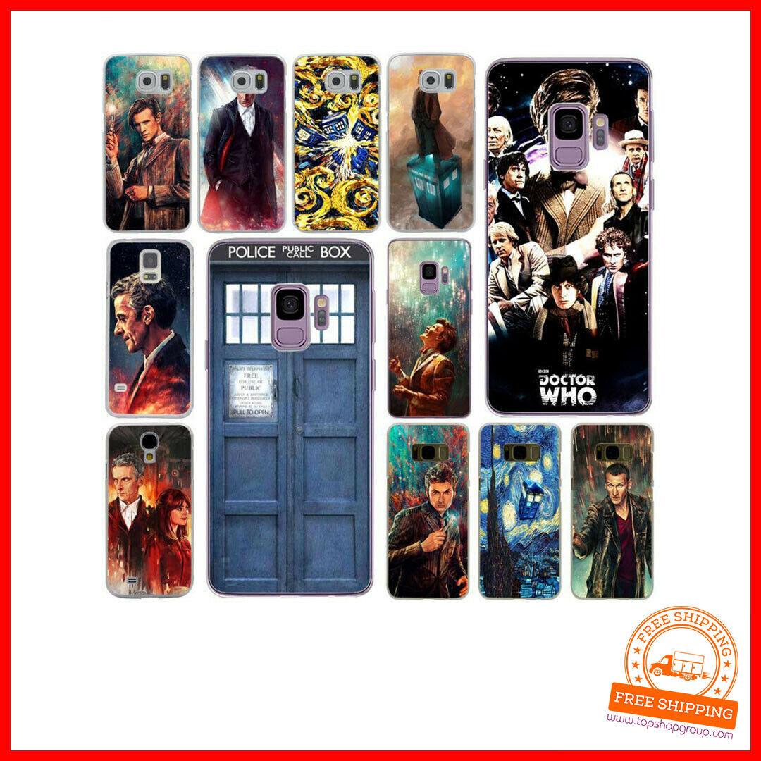 Doctor Who Tardis Box Handyhülle Schutz für Samsung Modelle