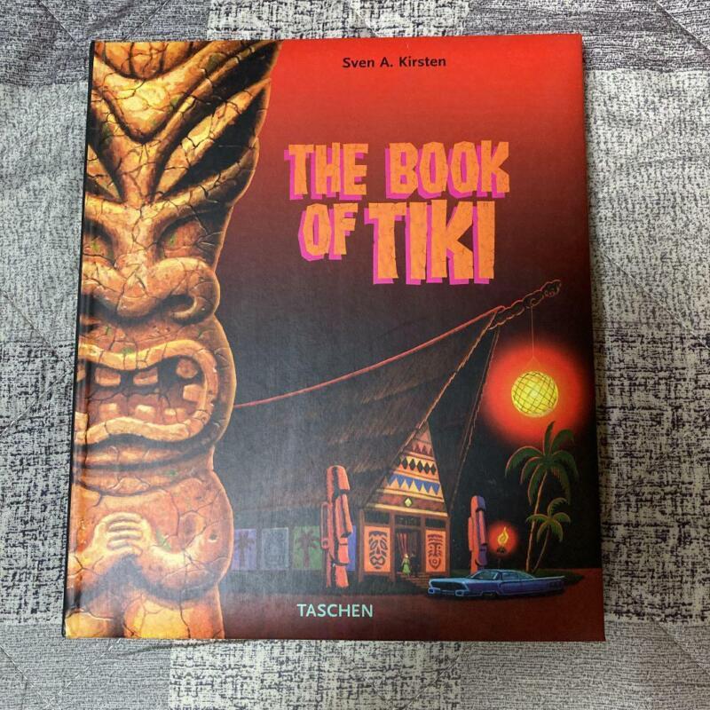 THE BOOK OF TIKI The Cult of Polynesian Pop Sven Kirsten Taschen Hawaiian books