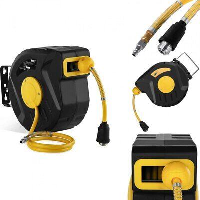 Retractable Hose Reels Professional Hose Drums  Air Compressor Tools 10 m