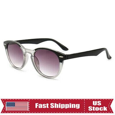 Retro Tinted Gradient Sunglasses Reading Glasses 1.0~3.5 Mens Womens Readers (Gradient Tint Sunglasses)