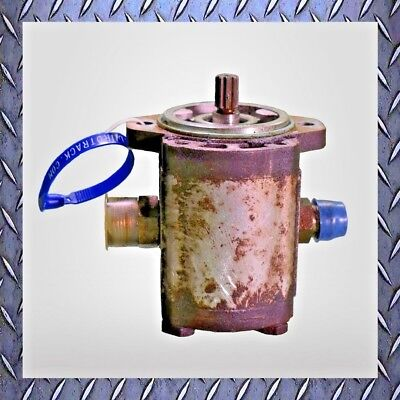 Used Asv Rc100 Gear Pump 0201-256